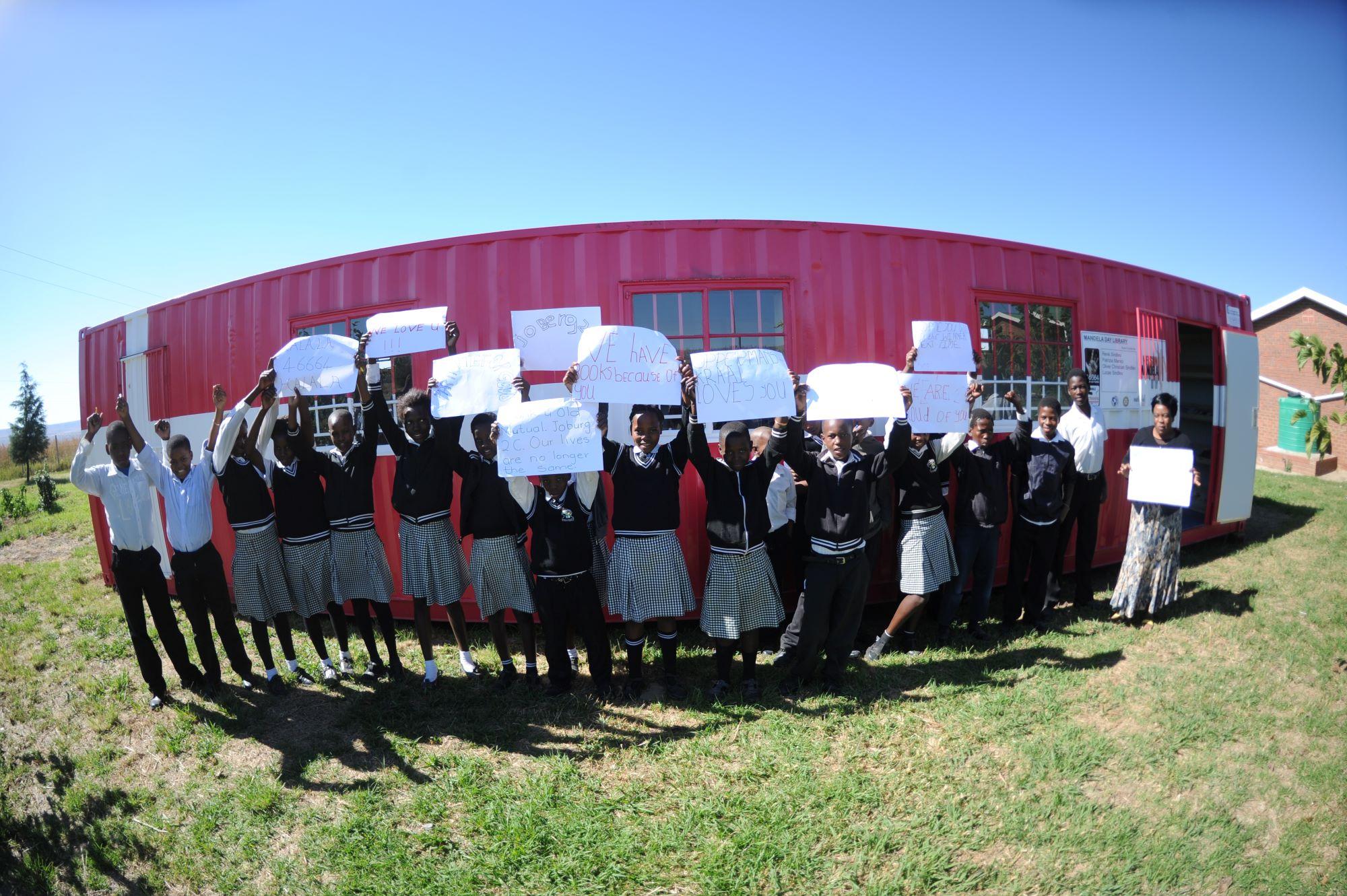 Nelson Mandela Day Project