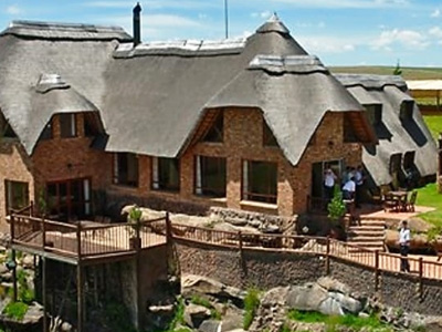 Kwa Thabileng River Lodge